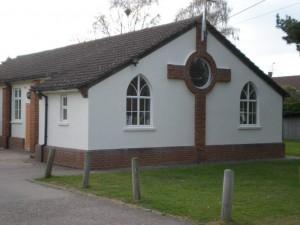 Charvil Church Berkshire
