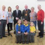 Chair Donated to Charvil School