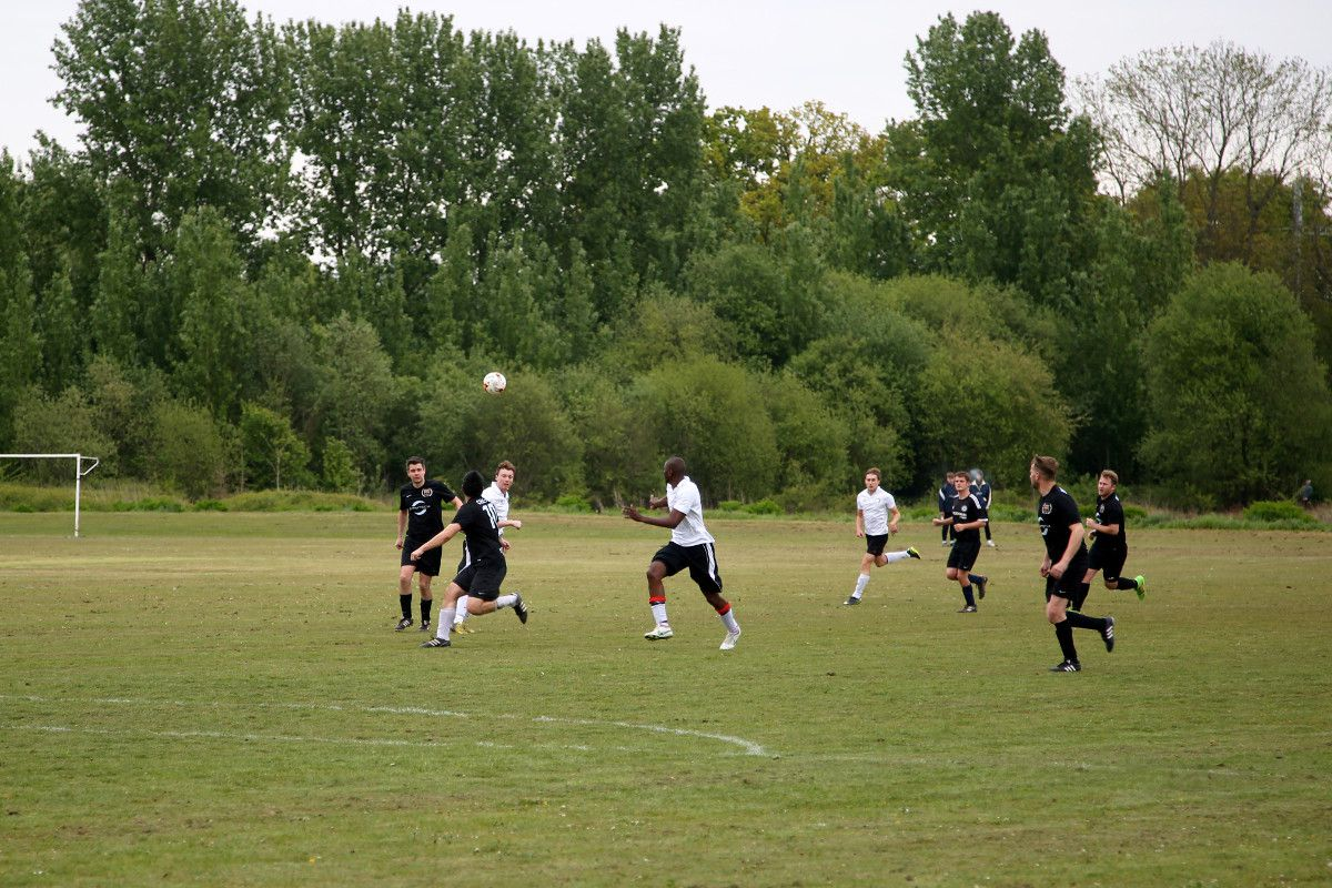 Charvil East Park Farm Football Pitch