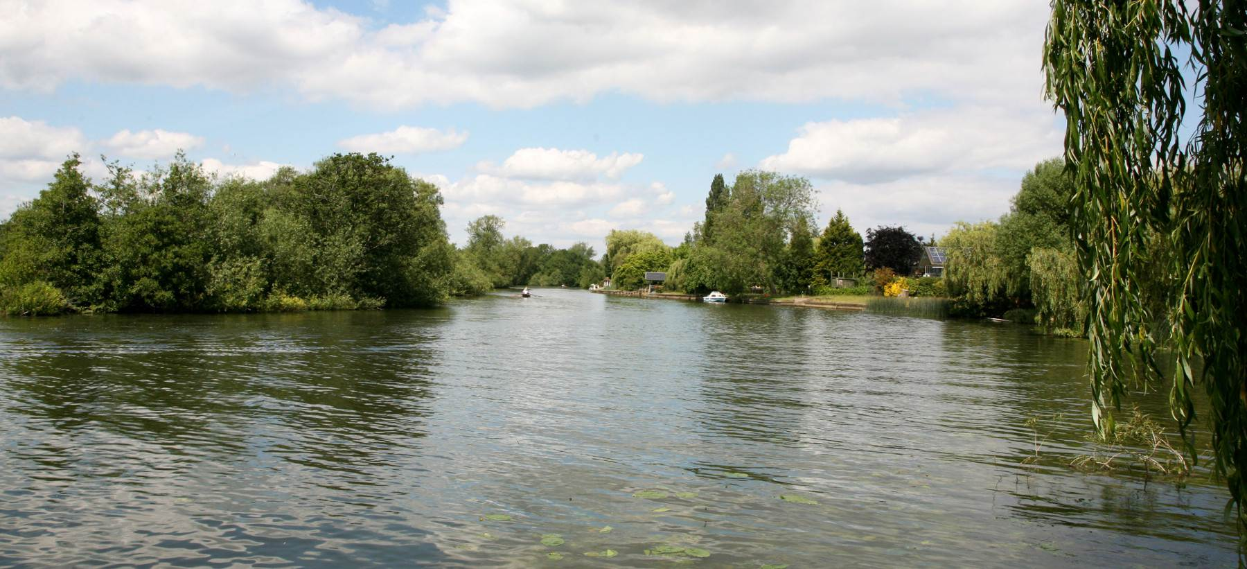 River Thames at Charvil